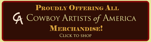 Cowboy Artists of America Merchandise